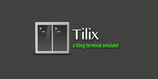 Tilix Terminal for Linux